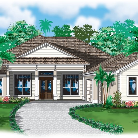 Luxury Homes In Florida: Naples Florida Home Builder - Custom