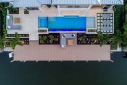 675 17th Ave S -55 - Pool-Dock Overhead Aerial _ 72dpi